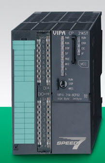 CPU or Processor of a relay (for PLC)