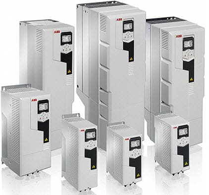 Various Packages of ABB AC (VFD) drives