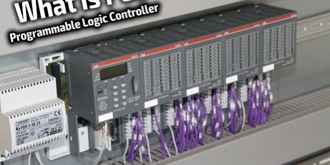 What is PLC (Programmable Logic Controller)