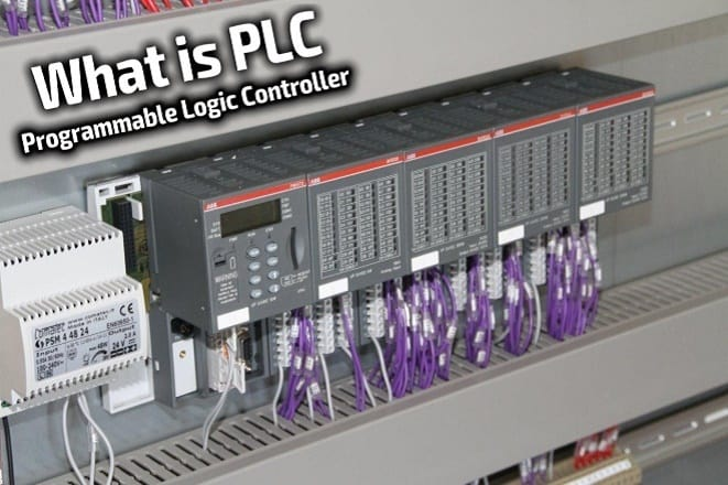 What Is Plc Programmable Logic Controller Industrial Control on electrical ladder wiring diagrams