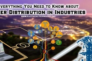 Everything You Need to Know about Power Distribution in Industries