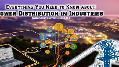 Photo of Power Distribution in Industries – All You Need to Know