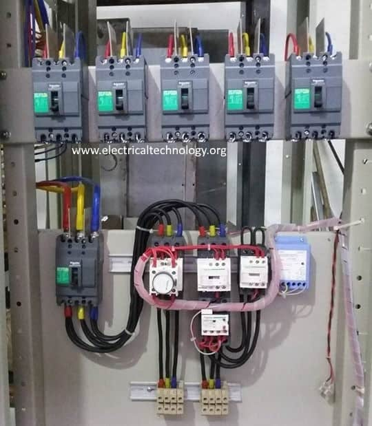 LT Panel With 22 KW Ster Delta stated Panel One Set