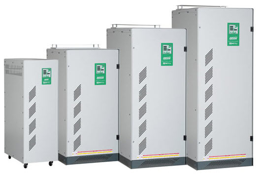Types of Voltage Stabilizers
