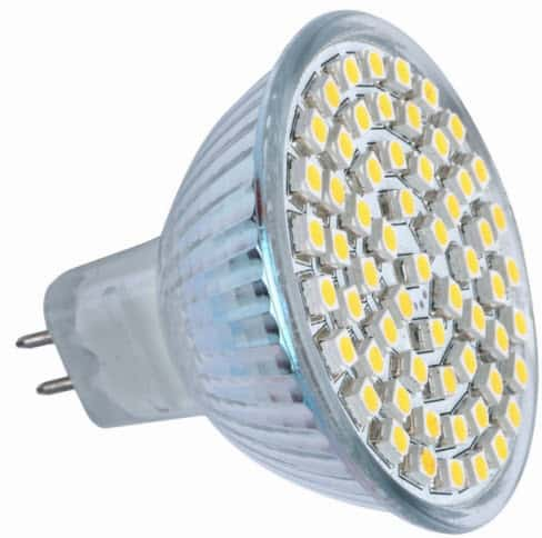 Energy efficient LED Lamps