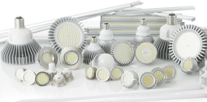 Light Emitting Diodes (LEDs) LED lamps