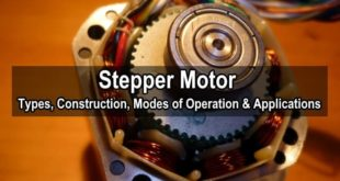 speeds direction phase motor power and control diagrams what is stepper motor construction types and modes of operation
