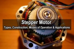 What is Stepper Motor: Construction, Types and Modes of Operation