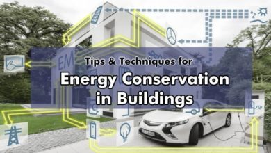 Photo of An Overview of Energy Conservation in Buildings
