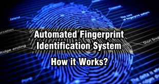 What is Automated Fingerprint Identification System and How it Works?