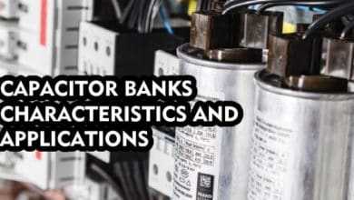 Photo of CAPACITOR BANKS – CHARACTERISTICS AND APPLICATIONS