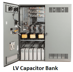LV Capacitor banks