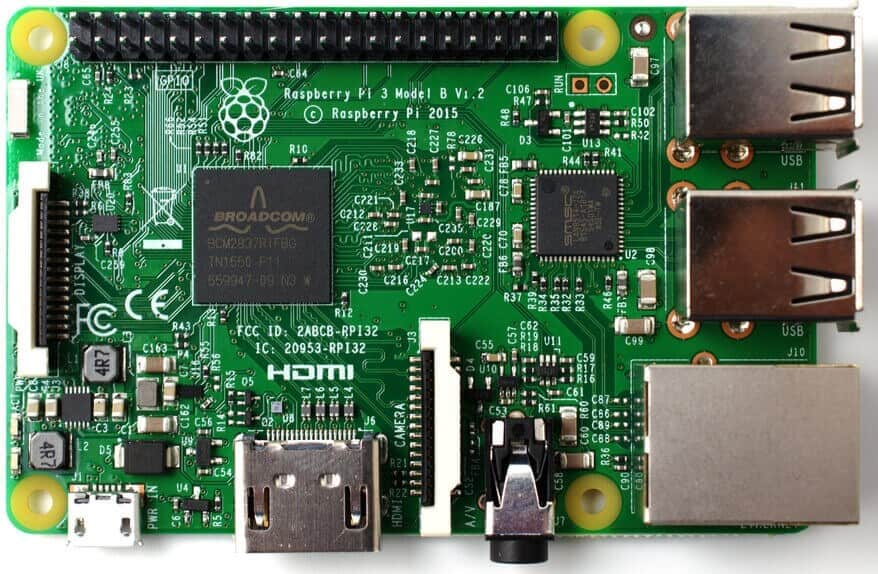 Raspberry Pi 3 Board