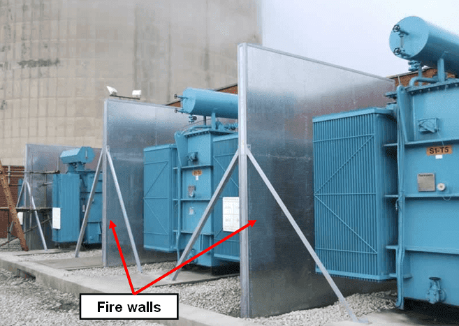 Transformers Fire Protection System - Causes, Types & Requirements