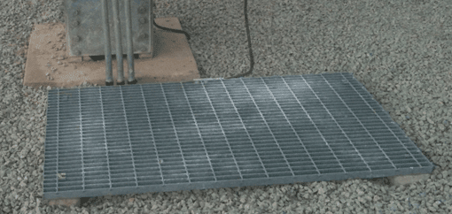 Design of Earthing / Grounding System in a Substation Grid