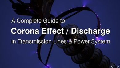 Photo of Corona Effect & Discharge in Transmission Lines & Power System