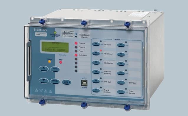 Auto-recloser relay