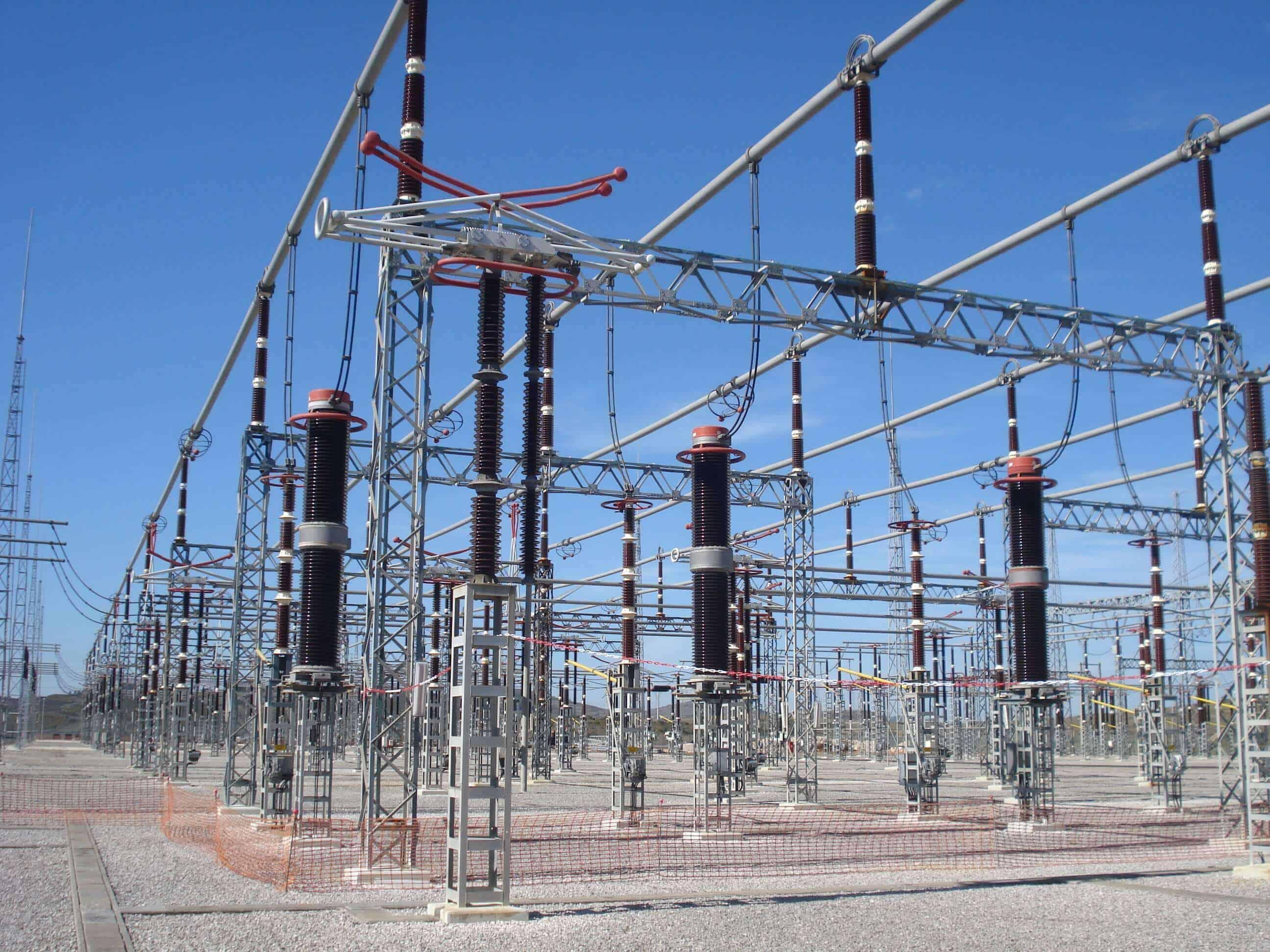 Design & Installation of EHV/EHV & EHV/HV Substations