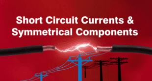 Short Circuit Currents And Symmetrical Components