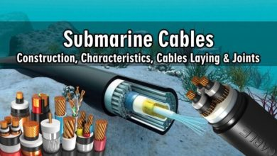 Photo of Submarine Cables – Construction, Characteristics, Cables Laying & Joints