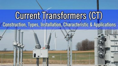 Photo of Current Transformers (CT) – Types, Characteristic & Applications