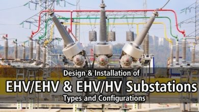 Photo of Design and Installation of EHV/EHV and EHV/HV Substations