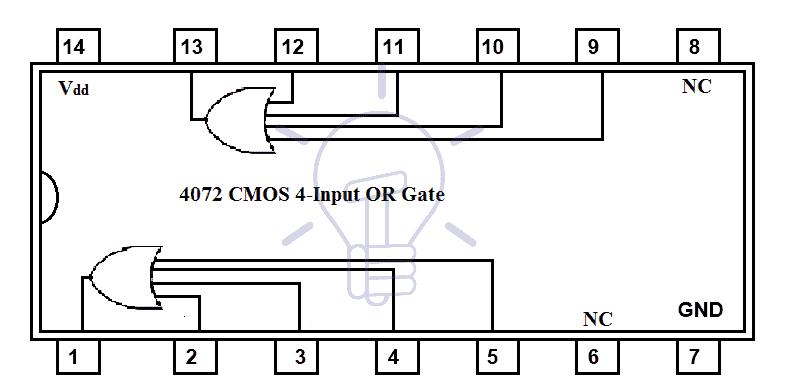 Digital Logic Or Gate Digital Gates Electrical Technology
