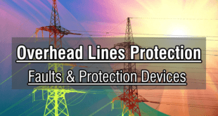 Overhead Lines Protection - Faults & Protection Devices