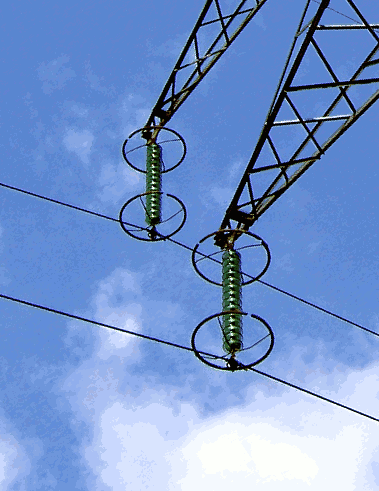 Corona rings - Electrical Transmission Networks - EHV and HV Overhead Lines