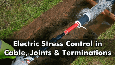 Photo of Electric Stress Control in Cable, Joints & Terminations