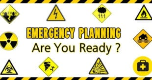 Emergency Planning - Emergency Plan