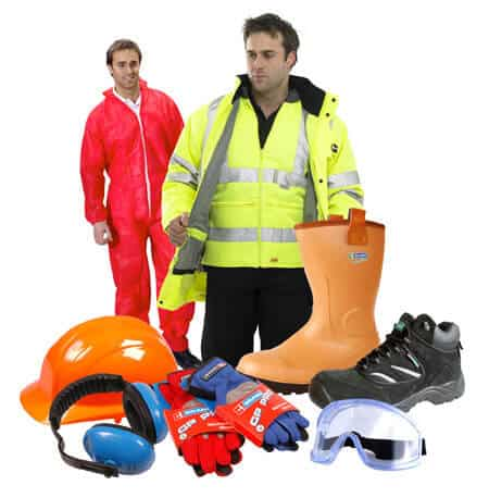 Personal Protective Equipment (PPE) for Electrical Works
