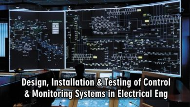 Photo of Design & Installation of Control & Monitoring Systems in Electrical Engineering