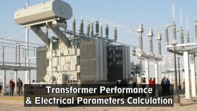 Transformer Performance & Electrical Parameters Calculation