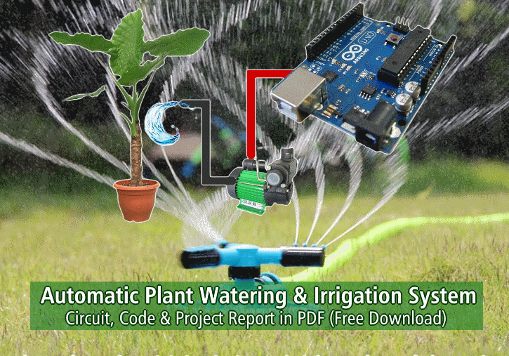 Automatic Plant Watering & Irrigation System - Circuit, Code ... on plant agriculture, plant classification system, plant management system, plant border, plant building, plant lighting, plant transport system, plant garden, plant new grass, plant propagation system, plant training system, hydro plant system, plant watering devices, plant water system, diy self watering planter system, plant communication system, sprinkler system, plant hydroponic system, plant watering system, plant greenhouse,
