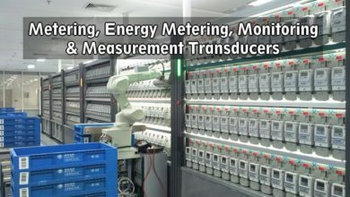 Metering, Energy Metering, Monitoring & Measurement Transducers in Electrical Installation