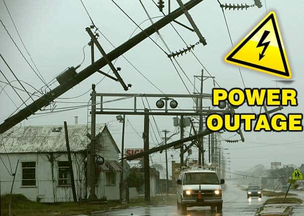 Power Outage - Power System Restoration