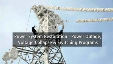 Photo of Power System Restoration – Outage, Voltage Collapse & Switching Programs