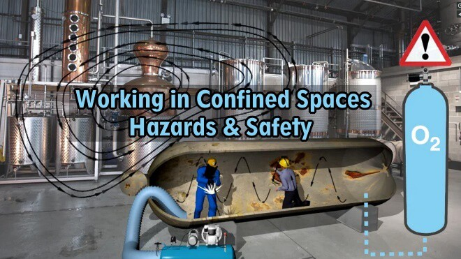 Working in Confined Spaces - Hazards & Safety