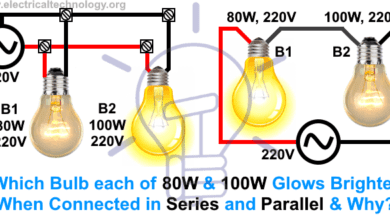 Photo of Which Bulb Glows Brighter When Connected in Series and Parallel & Why?