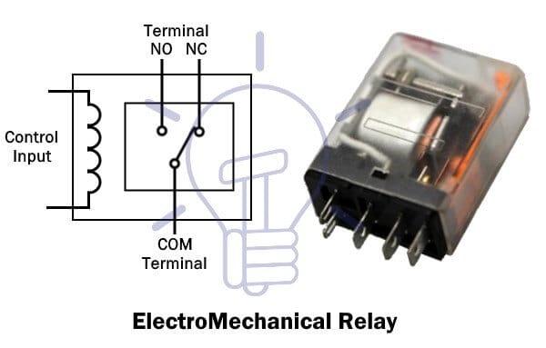EMR relay