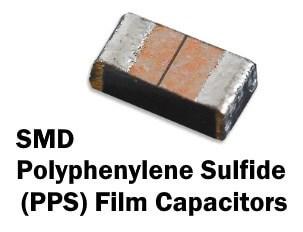 Polyphenylene Sulfide (PPS) Film Capacitors