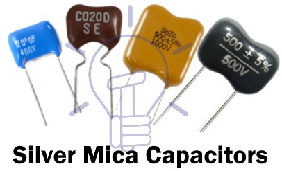 Silver Mica Capacitor