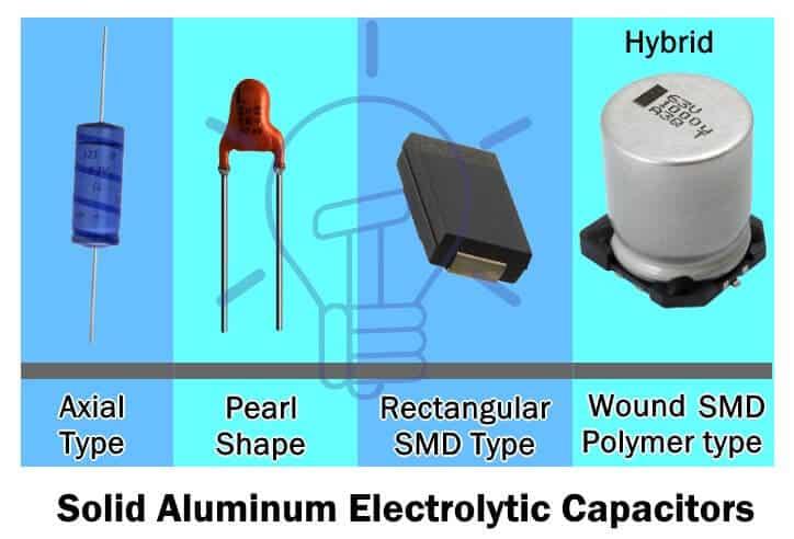 Solid Aluminium Electrolytic Capacitor