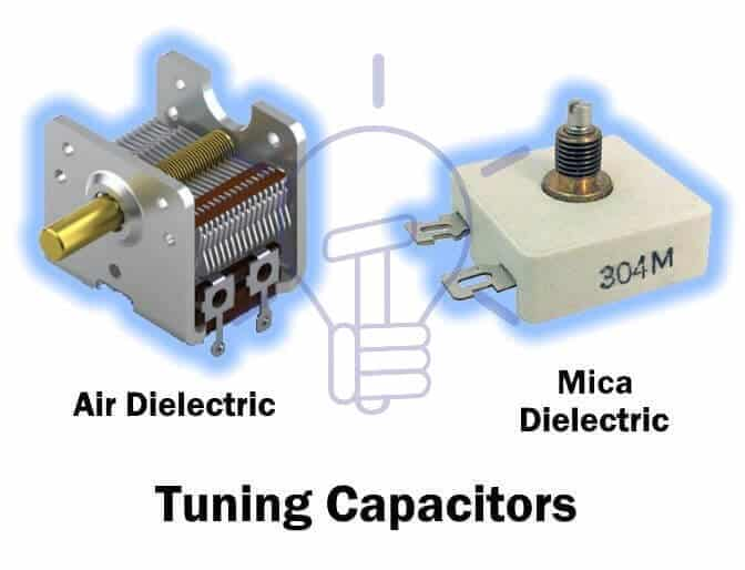 Tuning Capacitors