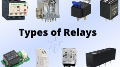 Photo of Different Types Of Relays, Their Construction, Operation & Applications