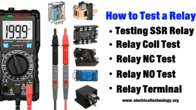 Photo of How to Test a Relay? Checking SSR & Coil Relays