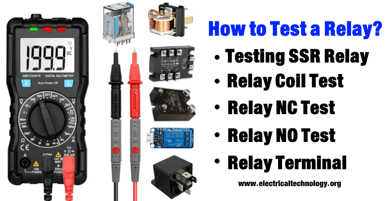 How To Test A Relay
