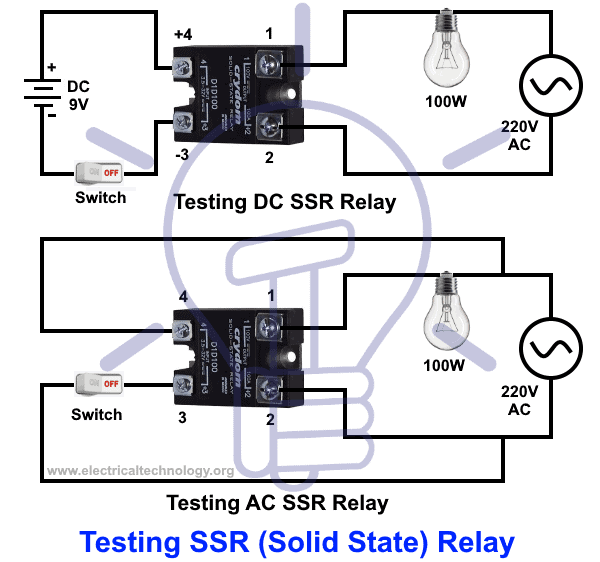 How to Test Solid State (SSR) Relay