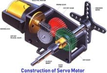 Photo of Servo Motor – Types, Construction, Working, Controlling & Applications